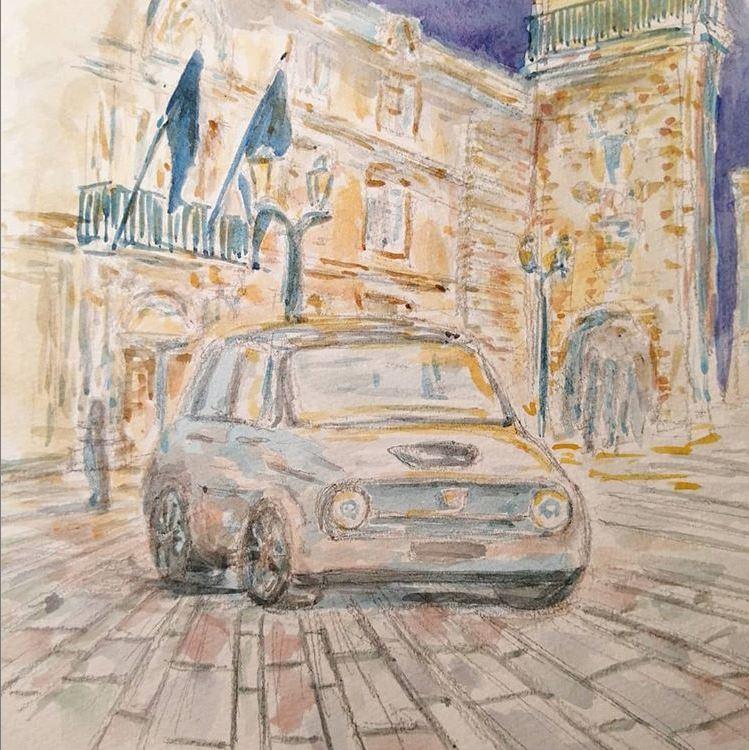 Aix-en-Provence 南仏エクス